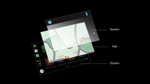 CarPlay Audio and Navigation Apps