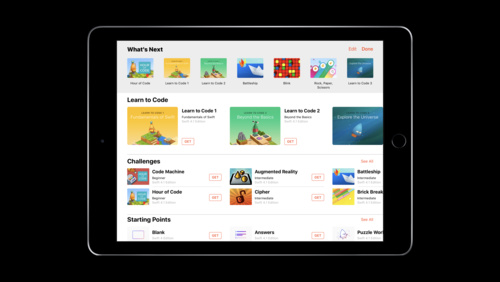 Create Your Own Swift Playgrounds Subscription