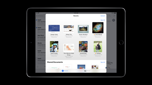 Managing Documents In Your iOS Apps