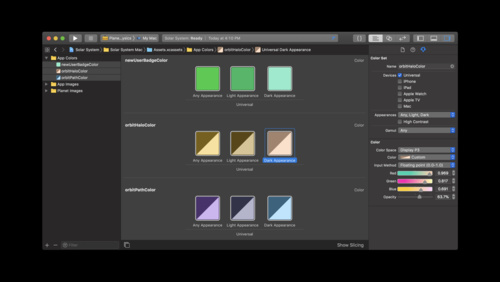 What's New in Cocoa for macOS