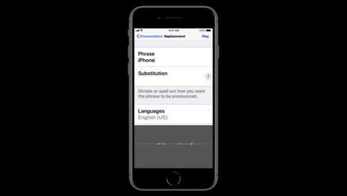 AVSpeechSynthesizer: Making iOS Talk