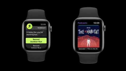 Designing for Apple Watch Series 4