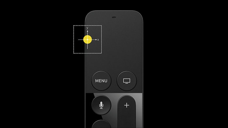 Siri Remote and Game Controllers