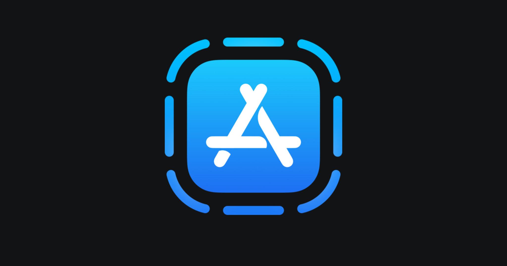 App clips logo