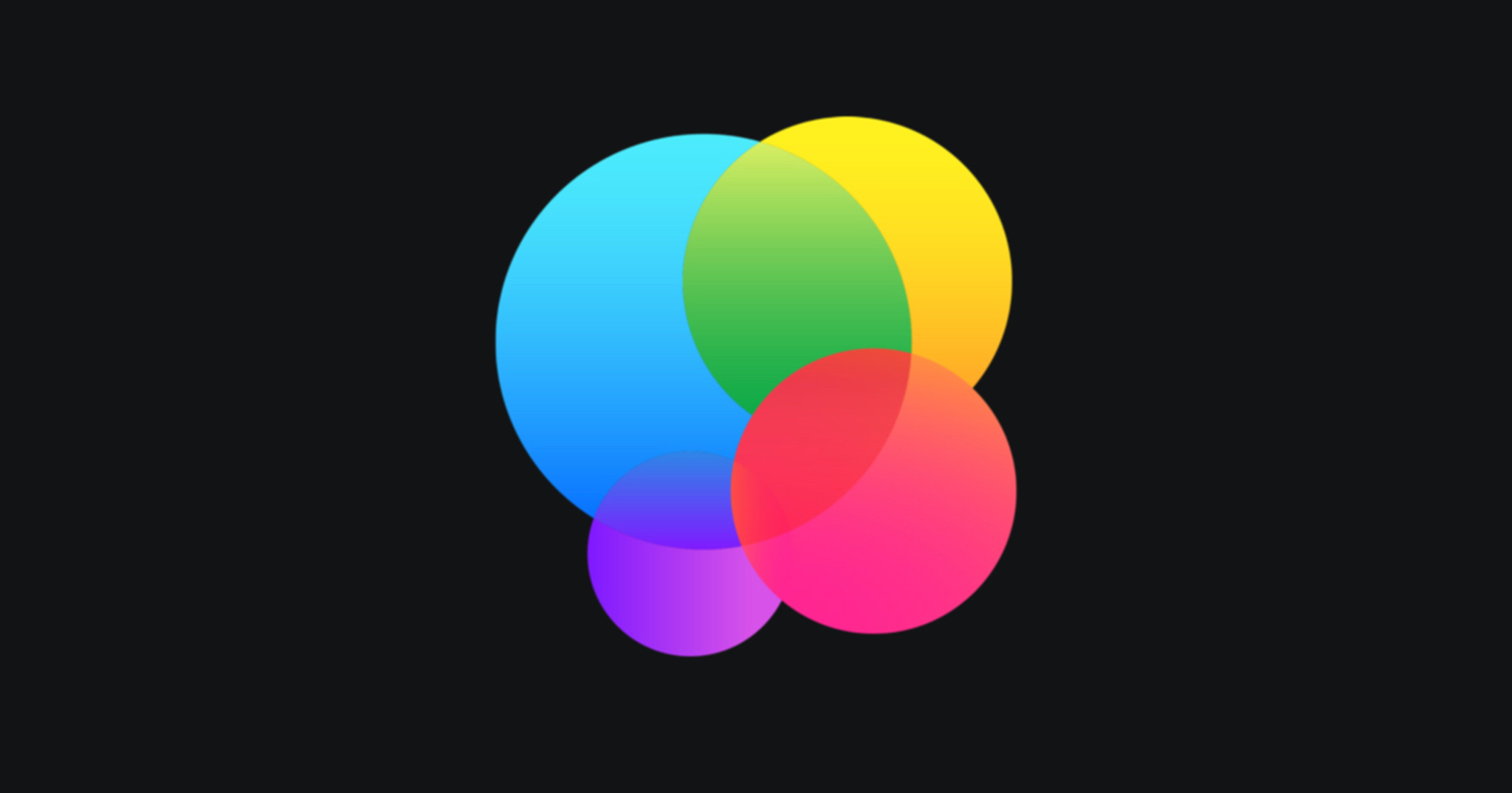 Icon for Game Center, Apple's social gaming network