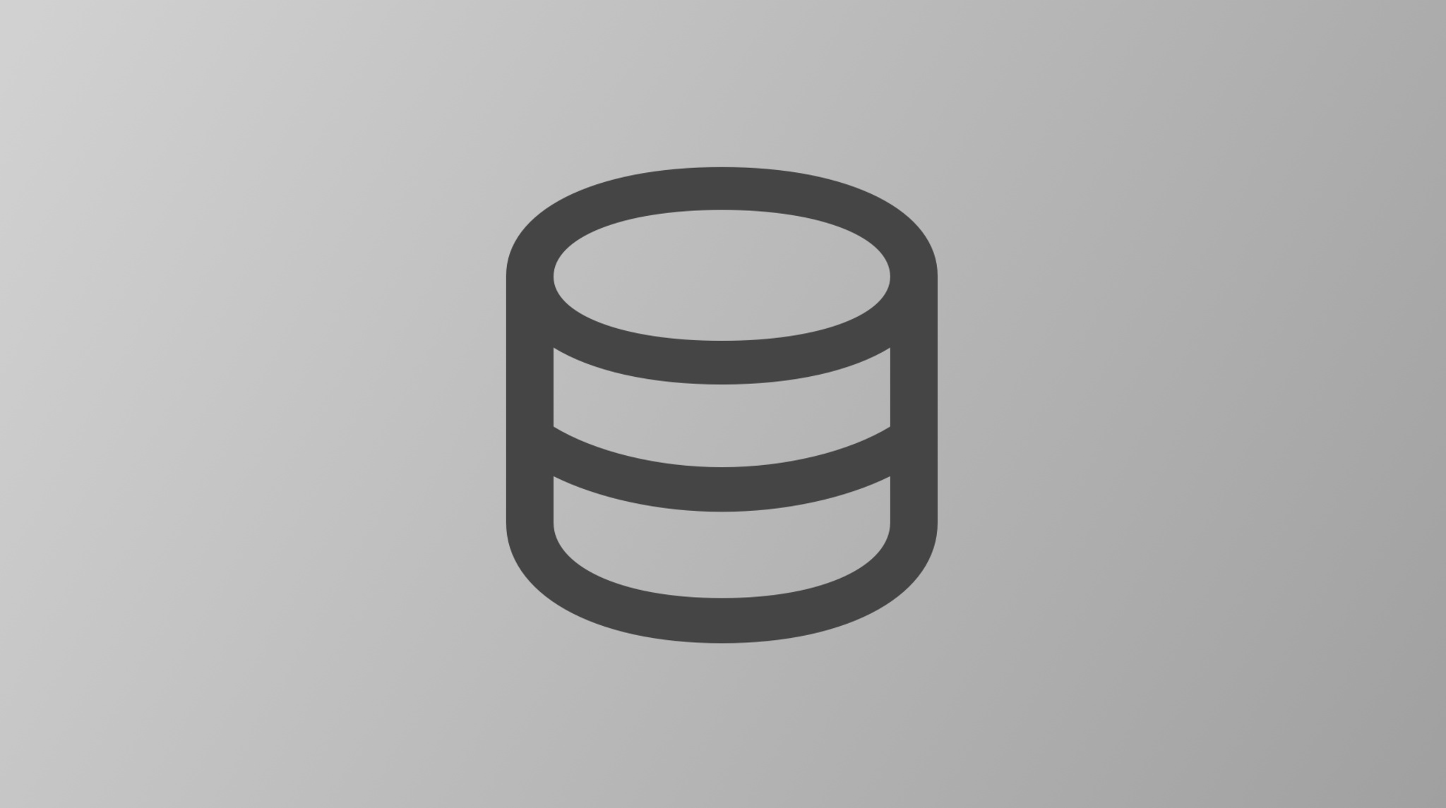 Core data icon