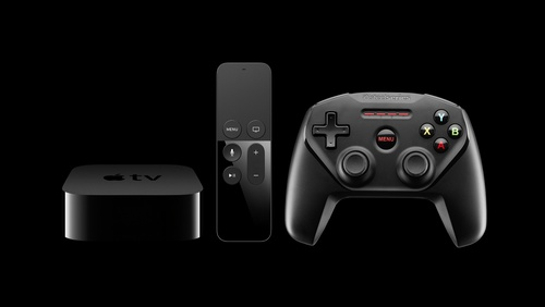 Controlling Game Input for Apple TV