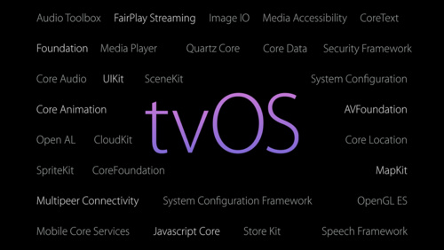 What's New in tvOS - WWDC 2016 - Videos - Apple Developer