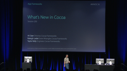 What's New in Cocoa