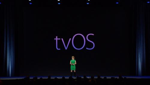 Designing for tvOS