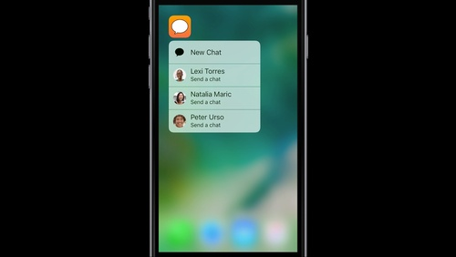 A Peek at 3D Touch
