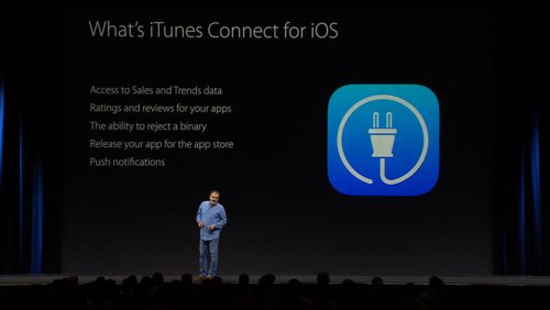 What's New in iTunes Connect