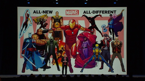 Marvel: Making a Difference in the Real World