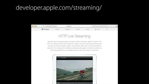 Validating HTTP Live Streams