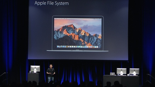 Introducing Apple File System