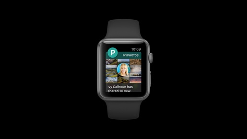 Quick Interaction Techniques for watchOS