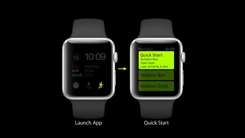 Designing Great Apple Watch Experiences