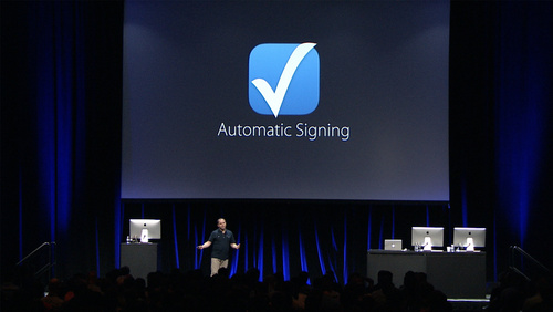 What's New in Xcode App Signing