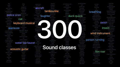 Discover built-in sound classification in SoundAnalysis