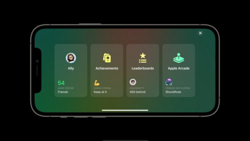 What's new in Game Center: Widgets, friends, and multiplayer improvements