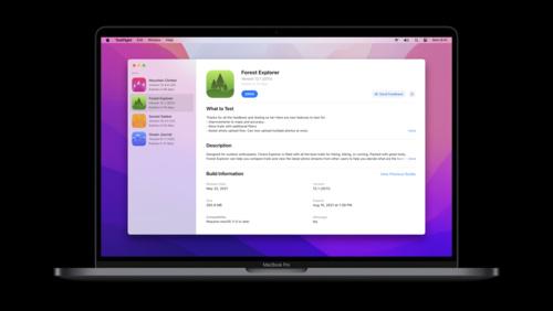 Meet TestFlight on Mac