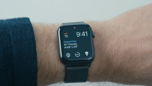 Accessibility by design: An Apple Watch for everyone