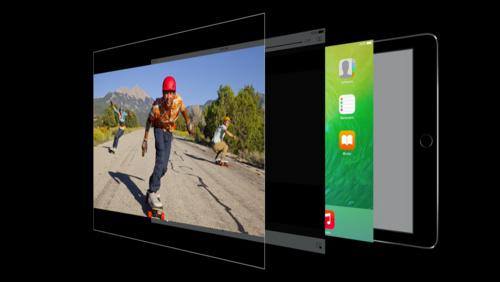 Multitasking Essentials for Media-Based Apps on iPad in iOS 9