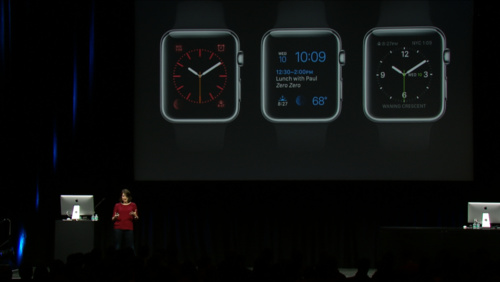 Creating Complications With ClockKit
