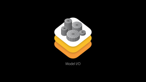 Managing 3D Assets with Model I/O