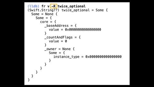 Advanced Swift Debugging in LLDB