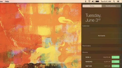 Adopting Advanced Features of the New UI of OS X Yosemite
