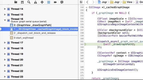 Debugging in Xcode 6