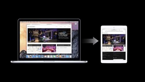 Adopting Handoff on iOS and OS X