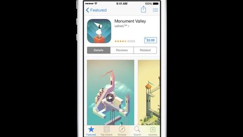 Creating Great App Previews