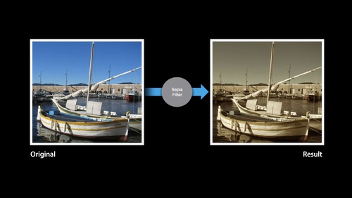 Developing Core Image Filters for iOS