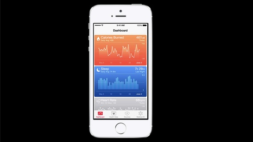 Introducing HealthKit