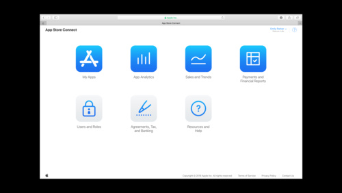 What's New in App Store Connect - WWDC 2018 - Videos - Apple Developer