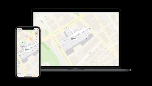 Adding Indoor Maps to your App and Website