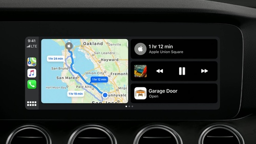 Advances in CarPlay Systems