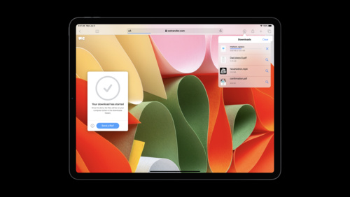Introducing Desktop-class Browsing on iPad