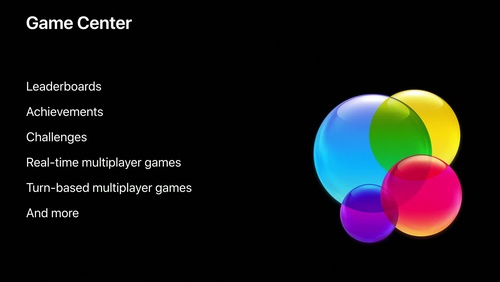 Game Center Player Identifiers