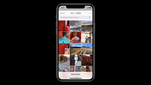 Meet the new Photos picker