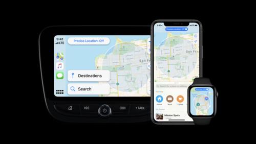 Design for location privacy