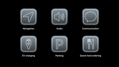 Accelerate your app with CarPlay
