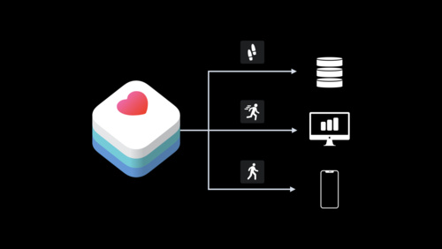 Synchronize health data with HealthKit