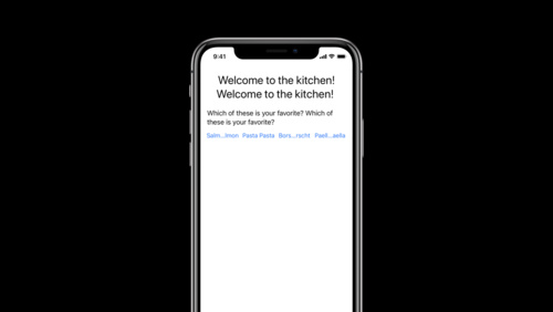 Build localization-friendly layouts using Xcode