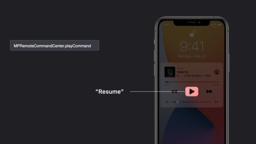 Design high quality Siri media interactions
