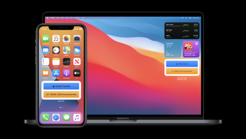 What's new in SwiftUI