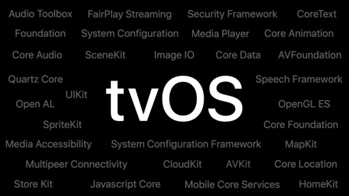What's New in tvOS