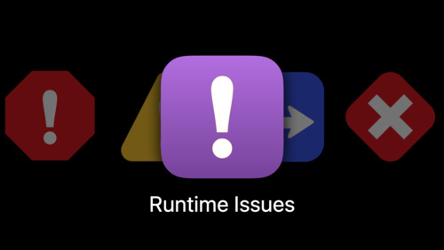 Finding Bugs Using Xcode Runtime Tools